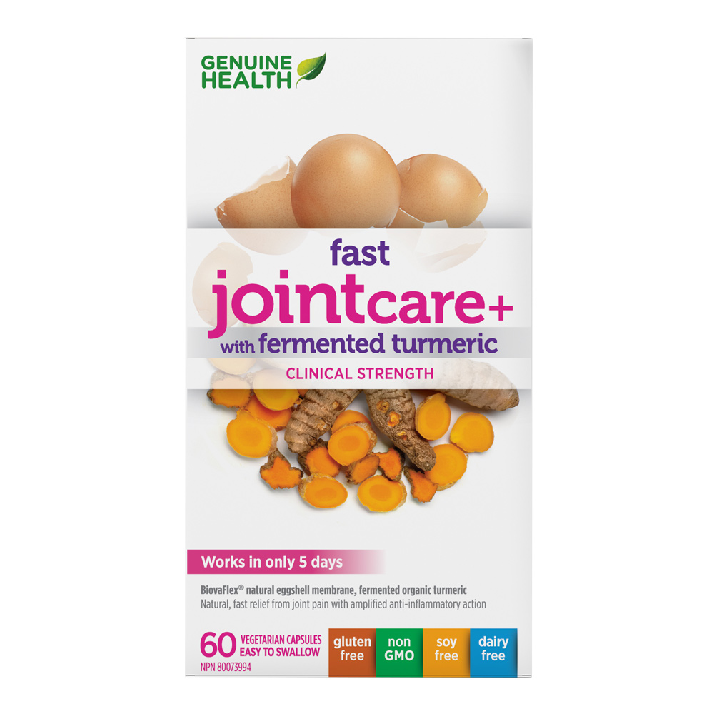 : Fast Joint Care+ with Fermented Turmeric
