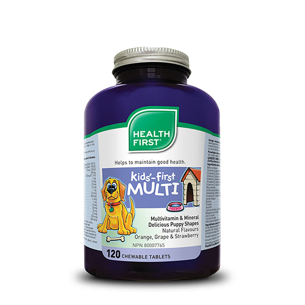 : Kids'-first Multivitamin
